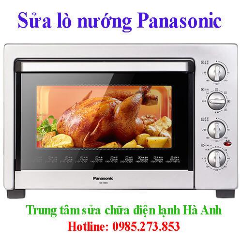Sửa lò nướng Panasonic