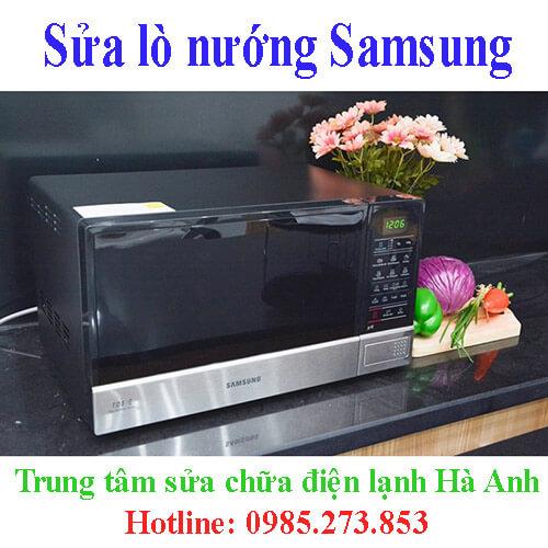 Sửa lò nướng Samsung
