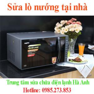 Địa chỉ sửa lò nướng tại nhà Hà Nội