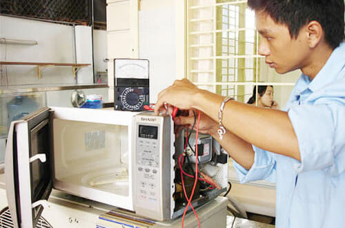 Sửa lò vi sóng Sanaky