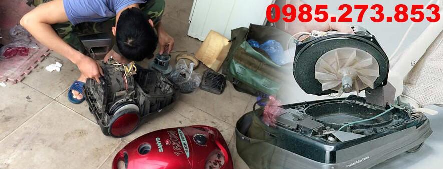 Sửa máy hút bụi giá rẻ tại nhà