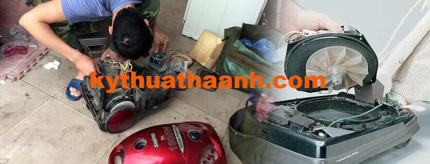 Sửa máy hút bụi quận Long Biên