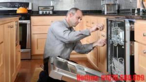 Sửa máy rửa bát Electrolux