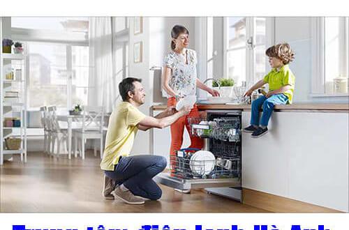 Sửa máy rửa bát Hitachi