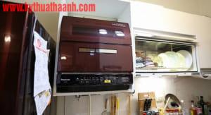 Sửa máy rửa bát Mitsubishi