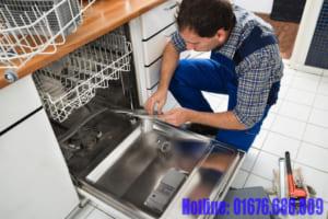 Sửa máy rửa bát National