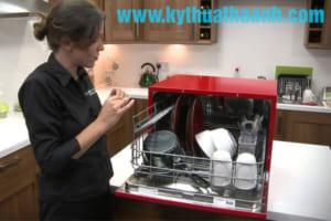 Sửa máy rửa bát Panasonic