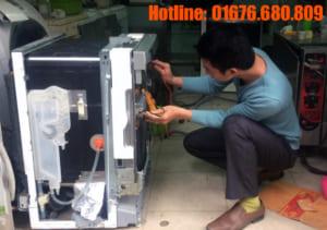 Sửa máy rửa bát Toshiba