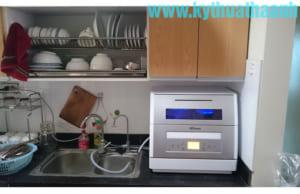 Sửa máy rửa bát nội địa Nhật điện 110V