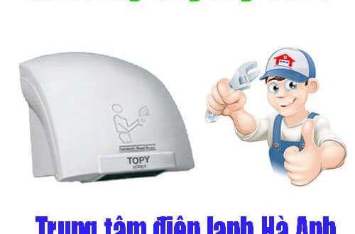 Sửa máy sấy tay TOPY