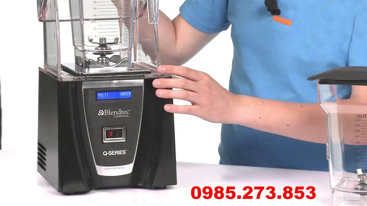 Sửa máy xay sinh tố công nghiệp Blendtec