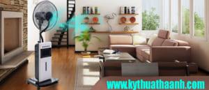 Sửa quạt hơi nước tại nhà