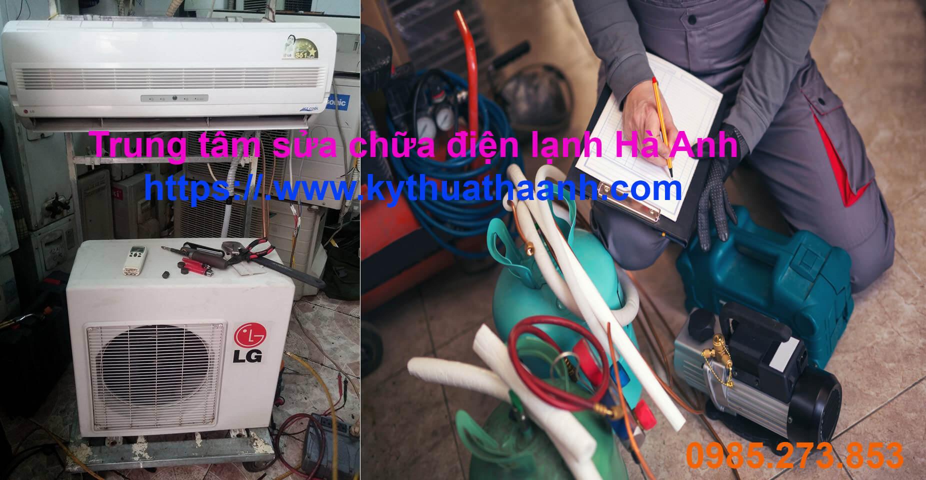 Chuyên nạp gas điều hòa giá rẻ tại Hà Nội