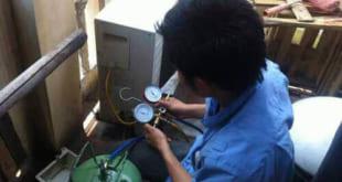 Dịch vụ nạp gas điều hòa