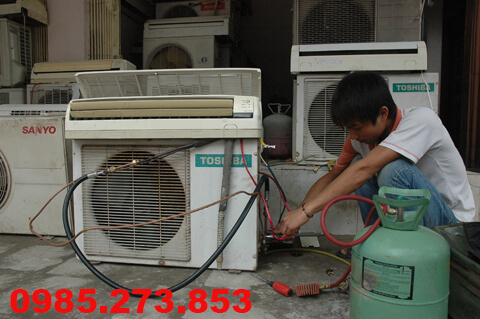 Khi nào cần nạp gas điều hòa