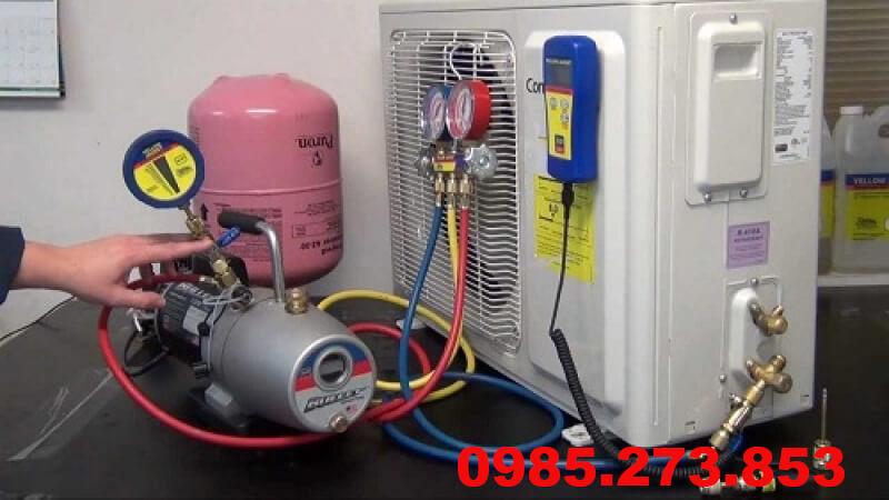 Nạp gas điều hòa Electrulux