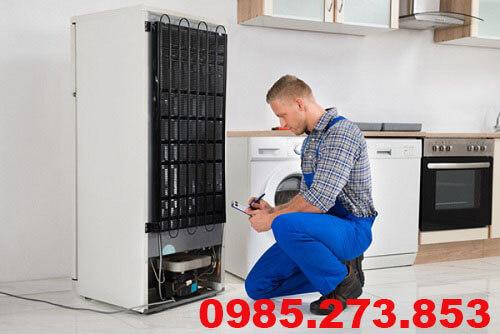 Nạp gas tủ lạnh Bosch