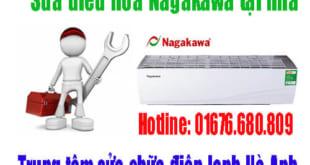 Sửa điều hòa Nagakawa