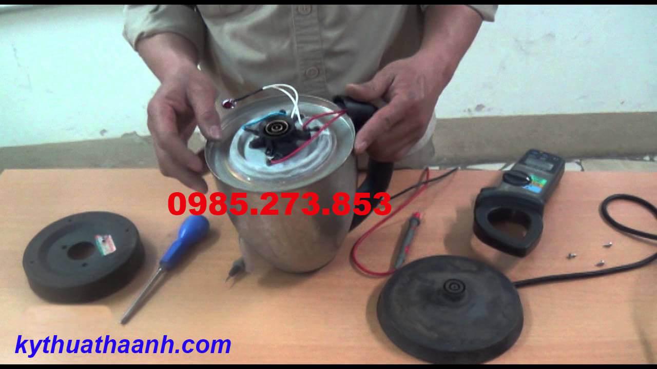 Sửa bình đun siêu tốc tại Hà Nội