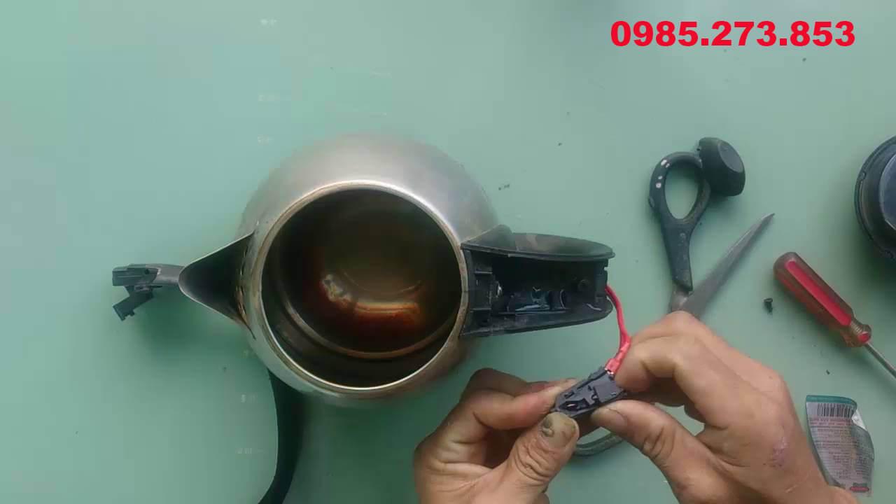 Sửa bình đun siêu tốc uy tín