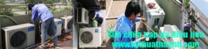 Sửa chữa nạp ga điều hòa