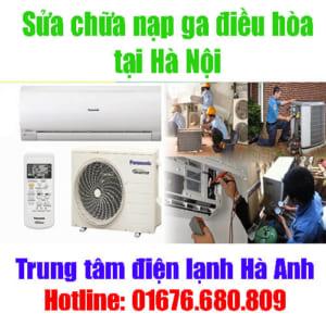 Sửa chữa nạp ga điều hòa tại Hà Nội