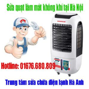Sửa quạt làm mát không khí tại Hà Nội