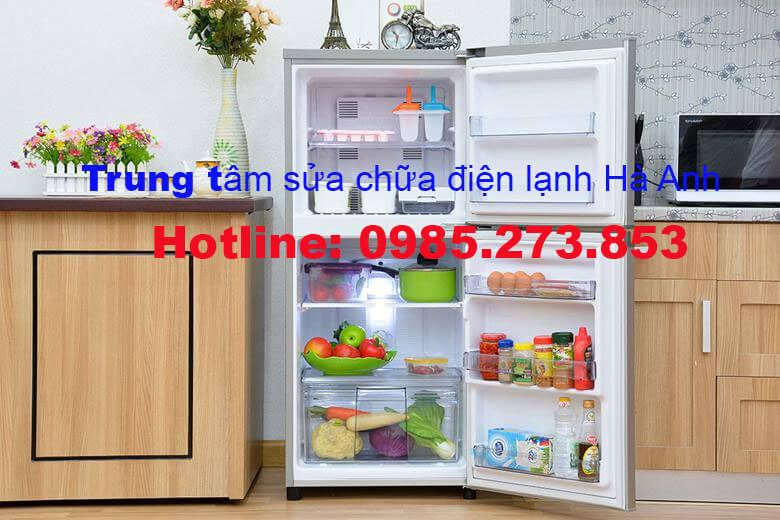 Sửa tủ lạnh không thể tự ngắt
